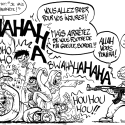 défi liberté dessin rire LD