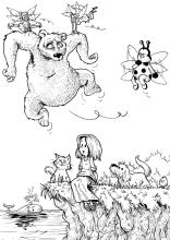 L'ours pas lourd
