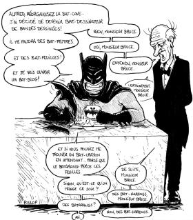 batman 23hbd LD