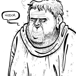 Hodor.