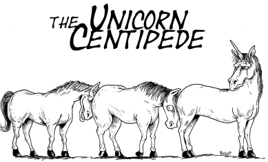 The Unicorn Centipede