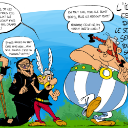 Astérix et les politix