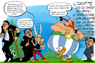 Astérix et les politix