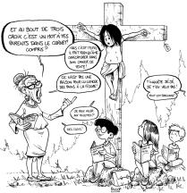 Les trois croix