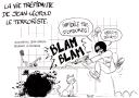 La vie trépidante de Jean-Léopold le terroriste