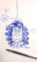 Newton et la théorie du piou