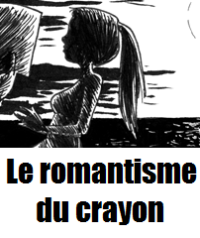 crayon romantique