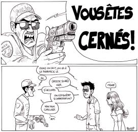 Cernés