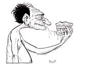 dentier crasseux LD