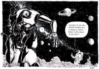 le cosmonaute égaré LD