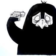pingouin bouleversé