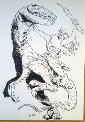 zeus féroce